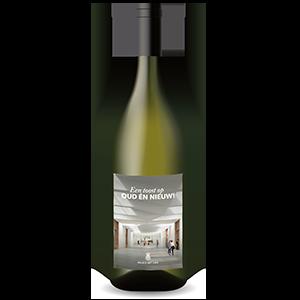 Chardonnay met eigen etiket