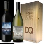 Wijn met eigen etiket - du
