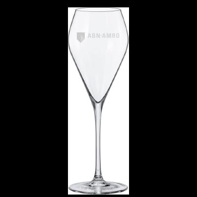Gravure - Champagne flûte